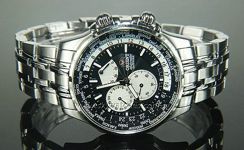 Как отличить подделку часов Orient? - фото