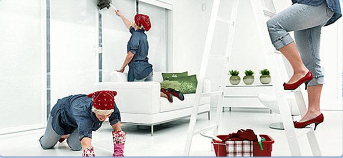 В чем преимущества профессиональной уборки квартир в Москве? фото