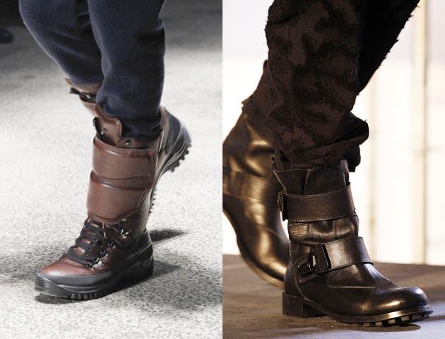 Как выбрать зимние мужские ботинки? фото