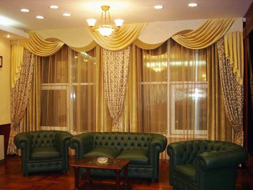 Где заказать дизайнерские шторы? - фото