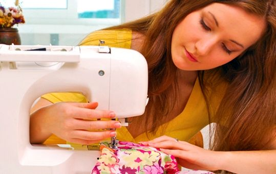 С чего начать швейный бизнес? фото