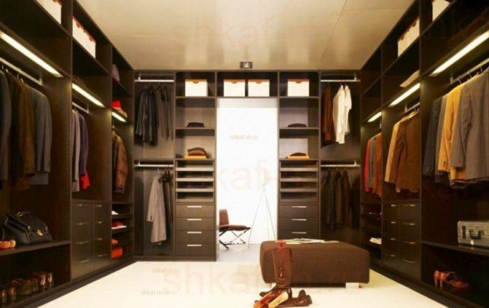 Почему лучше заказать гардеробные по индивидуальному проекту? фото