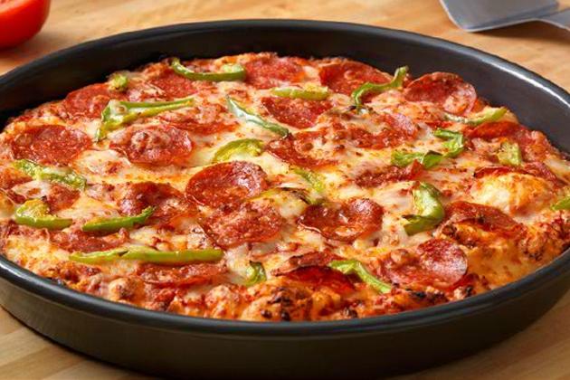 Как приготовить пиццу на сковороде? фото