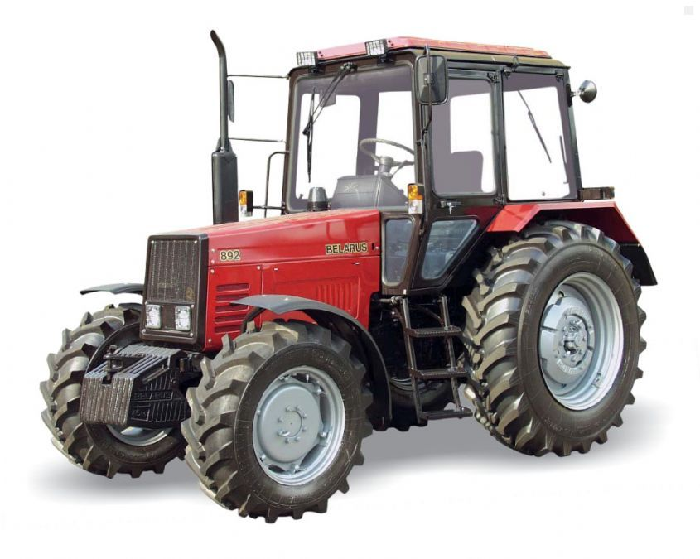 По каким критериям стоит выбирать трактор? фото
