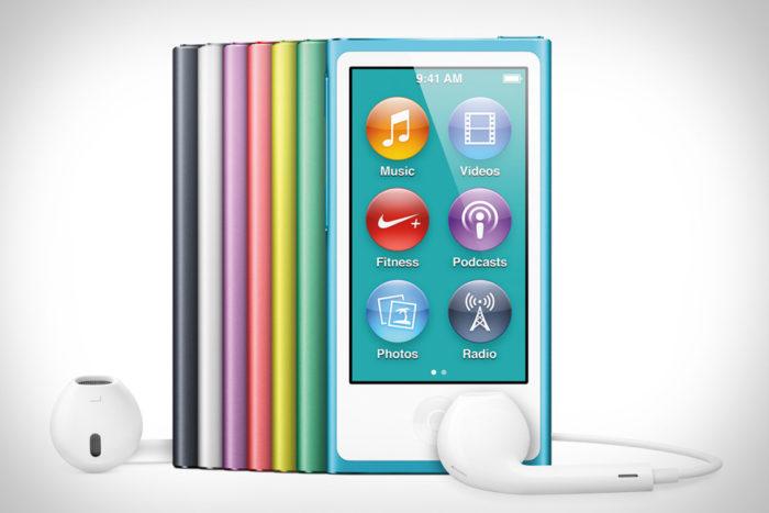 Как отличить подделку ipod nano 7? - фото