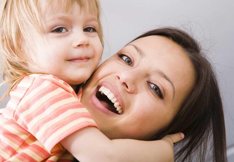 Как стать хорошей мамой для дочки? фото