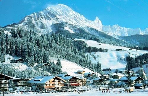 Чем хороши горнолыжные курорты России? фото