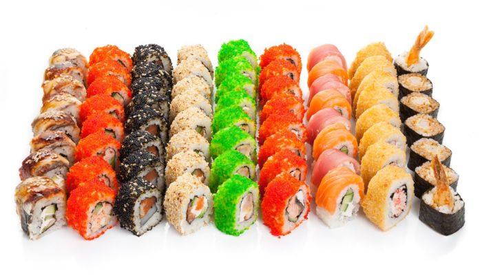 Как приготовить суши в домашних условиях? фото