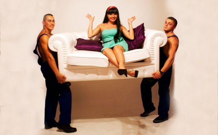 Как правильно перевезти мебель? фото
