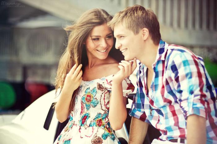 Как правильно знакомиться с девушкой? фото
