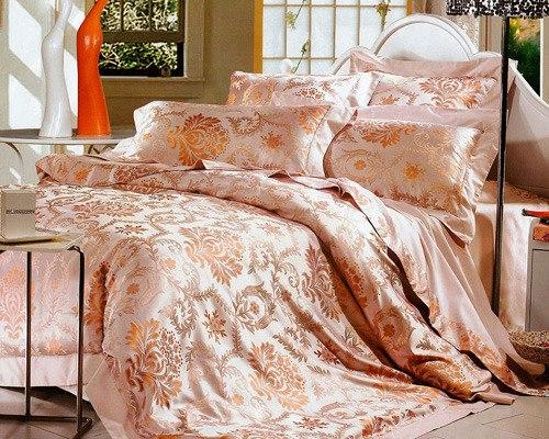Чем жаккардовое постельное белье лучше других? - фото