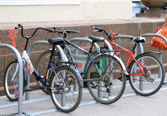 Что такое хорошая велопарковка? фото