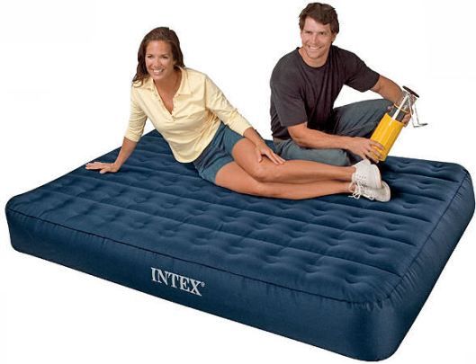 Как выбрать надувной матрас для сна? фото