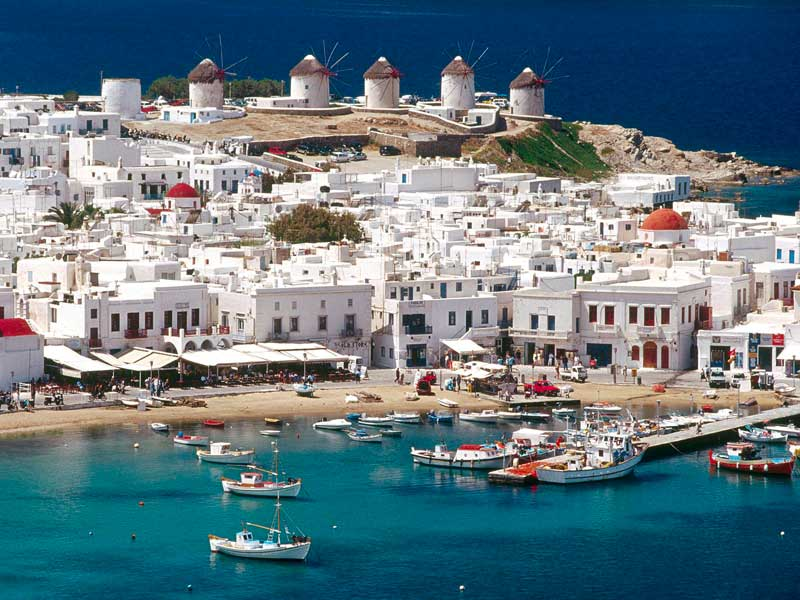 Почему стоит поехать в Грецию? фото