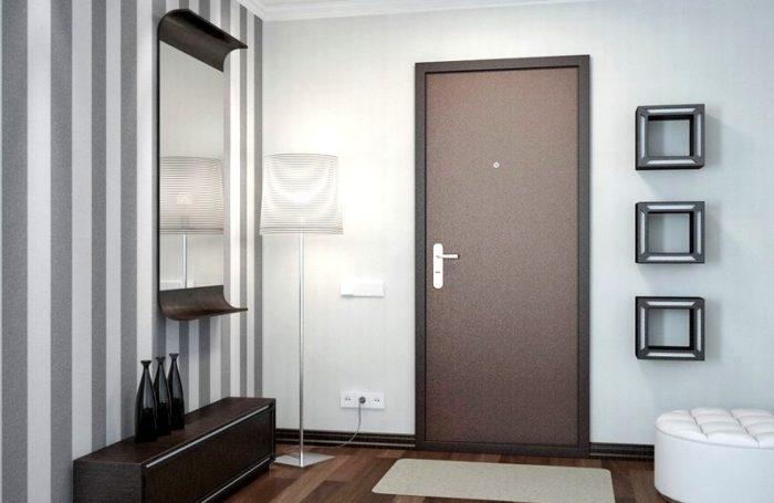 Как выбрать входные металлические двери? фото