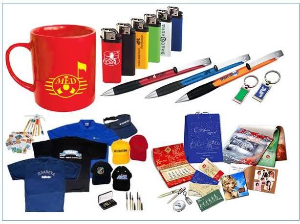 Как продвинуть компанию с помощью сувенирной продукции? фото
