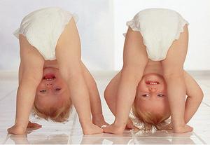 Какие подгузники выбрать для новорожденного? фото