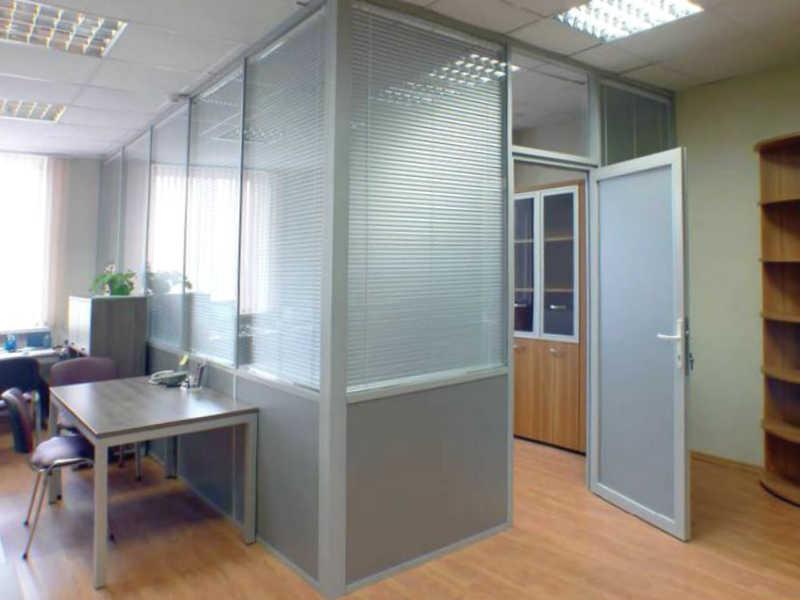 Как разделить пространство в офисе? - фото
