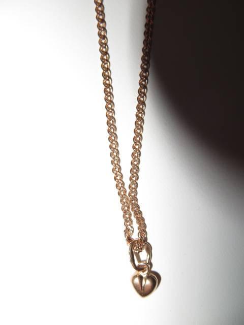 К чему снится золотая цепочка с кулоном? - фото