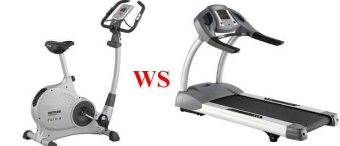 Беговая дорожка или велотренажер — что лучше для похудения? фото