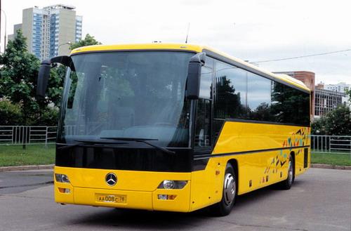 Как заказать автобус для перевозки детей? фото