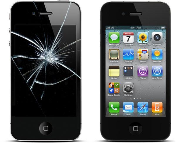 Как заменить экран и починить iPhone 5? фото