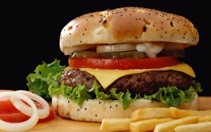 Как приготовить бургер дома? фото