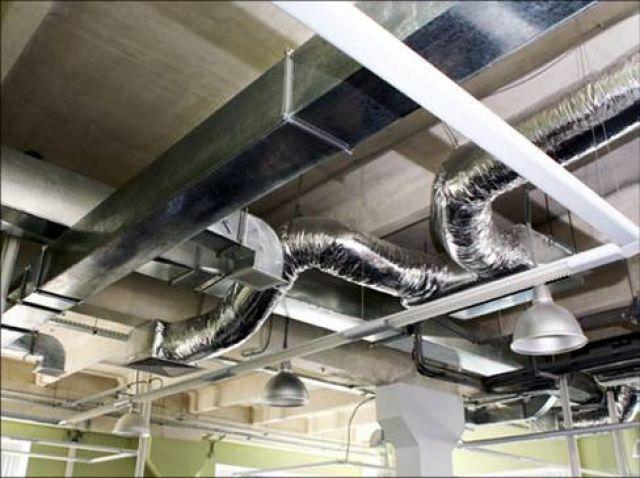 Из чего состоит вентиляционная система? фото