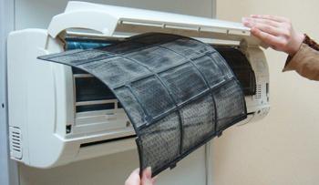 Как почистить кондиционер самому? - фото
