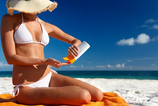 Как защитить кожу от ультрафиолета? фото