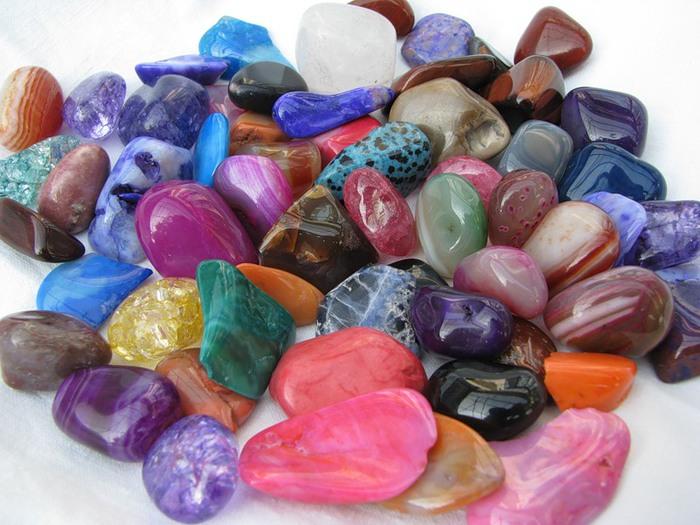 Чем полезны камни и минералы для человека? фото