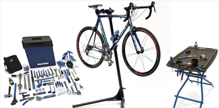 Как отремонтировать велосипед в домашних условиях? фото