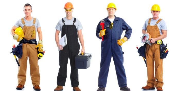 Как выбрать спецодежду для строителей? фото