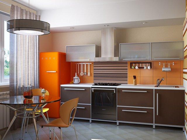 Как сделать кухню в стиле модерн? фото