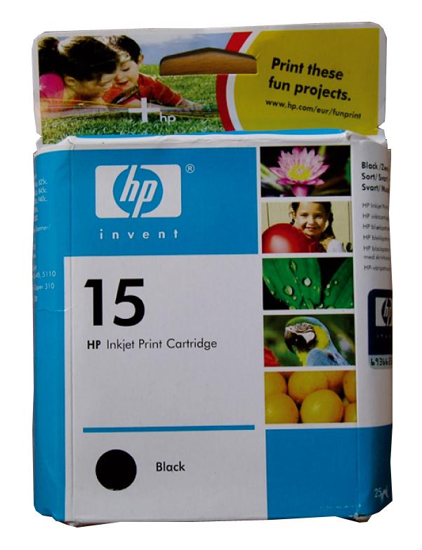Как отличить оригинальный картридж HP от поддельного? фото