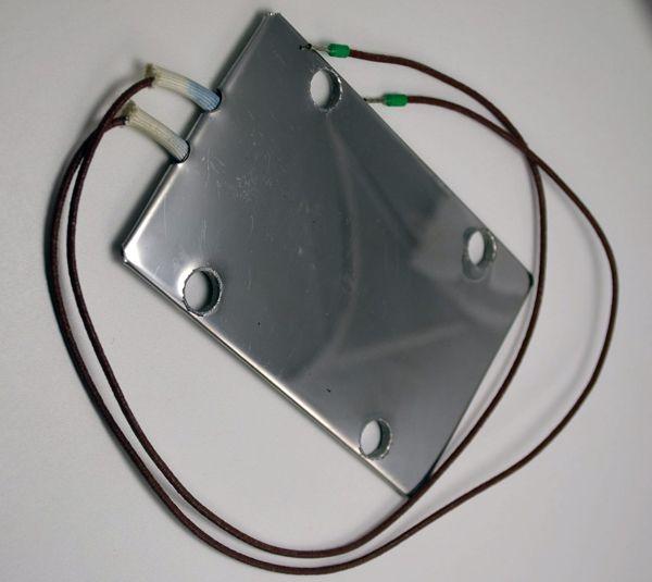 Какие бывают плоские нагреватели? фото