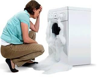 Что чаще всего ломается в стиральных машинах? фото