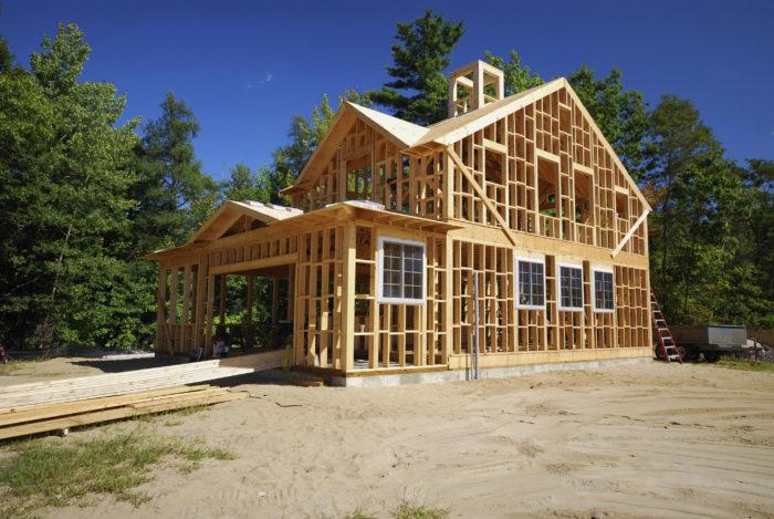 Какой дом лучше: каркасный или дом из блоков? фото