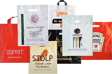 Как нанести логотип на пакет? фото