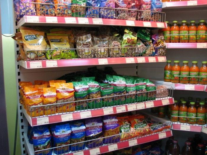 Мерчандайзинг: как правильно выкладывать товар в магазине? фото