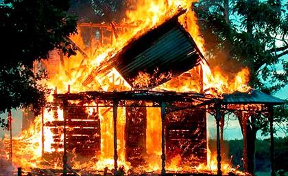 К чему снится пожар в чужой квартире? фото