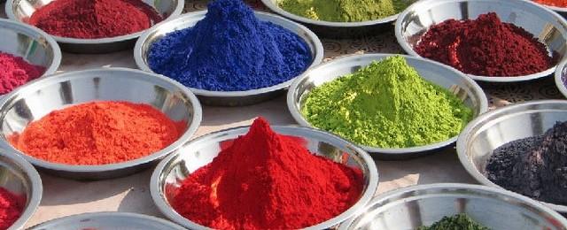 Какие существуют способы окрашивания полимерных материалов? фото