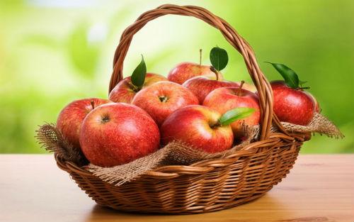К чему снятся красивые яблоки? фото