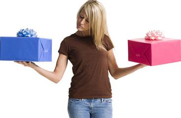 Как выбрать подарок и не разориться? фото