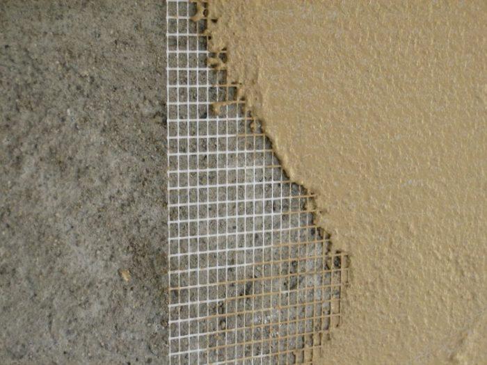 Как установить штукатурную сетку? фото