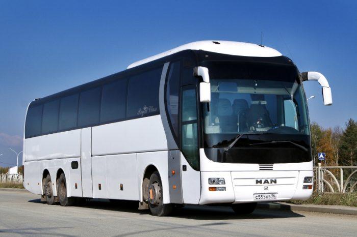 Как арендовать автобус в Екатеринбурге? - фото