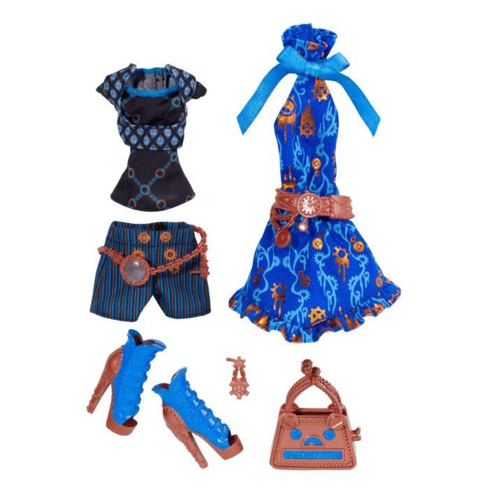Как сделать своими руками одежду для куклы Monster High? фото