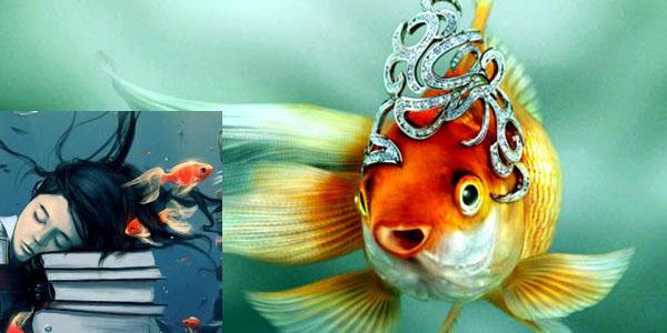 К чему снится голова рыбы женщине? - фото