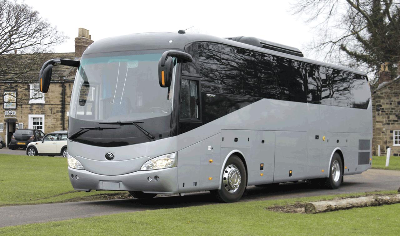 Как правильно арендовать туристический автобус? фото