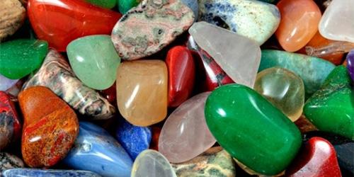К чему снятся красивые камни? - фото